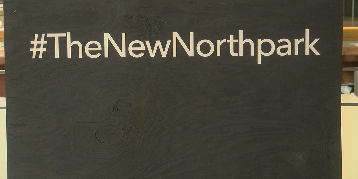 Northpark unveils first phase of redevelopment ahead of November grand reopening