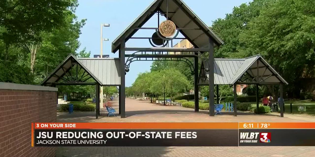 Jackson State University to reduce out-of-state fees