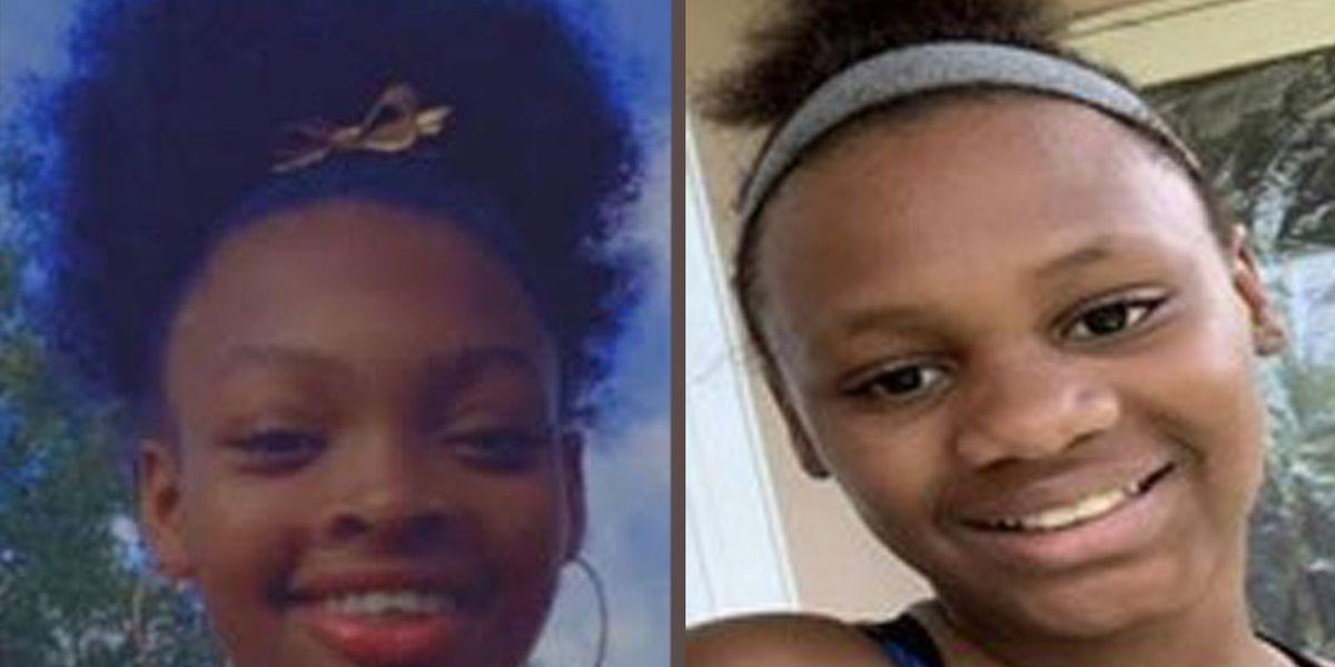 Missing Fla. girls, 12 and 13, recovered safely after Amber Alert