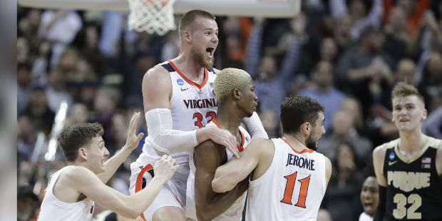 Virginia advances to Final Four by beating Purdue in overtime