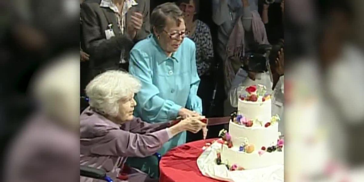 Phyllis Lyon, civil rights pioneer, face of gay marriage, dies at 95