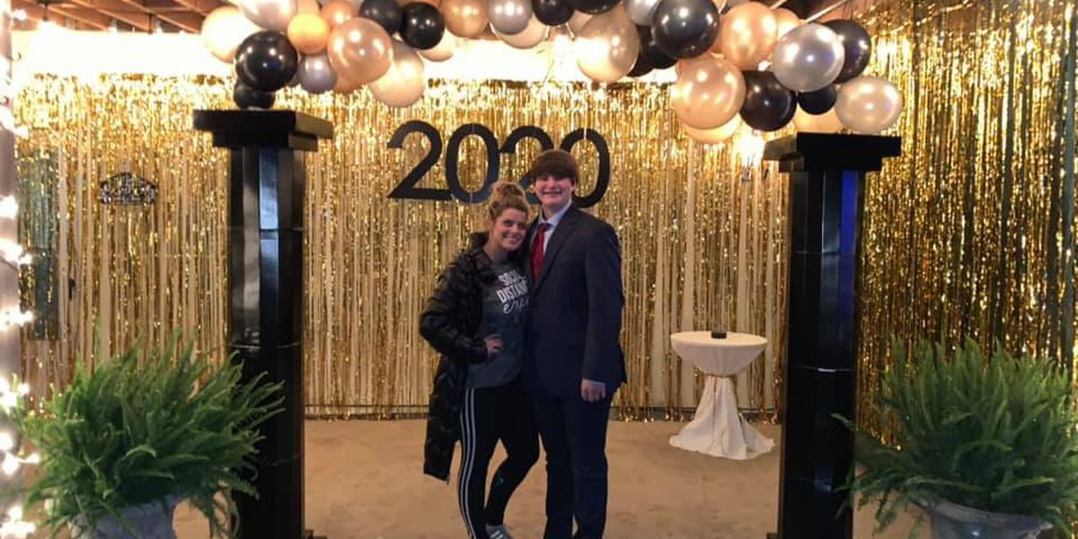 "Rankin Co. mom honors senior with ""patio prom"" amid COVID-19 pandemic"