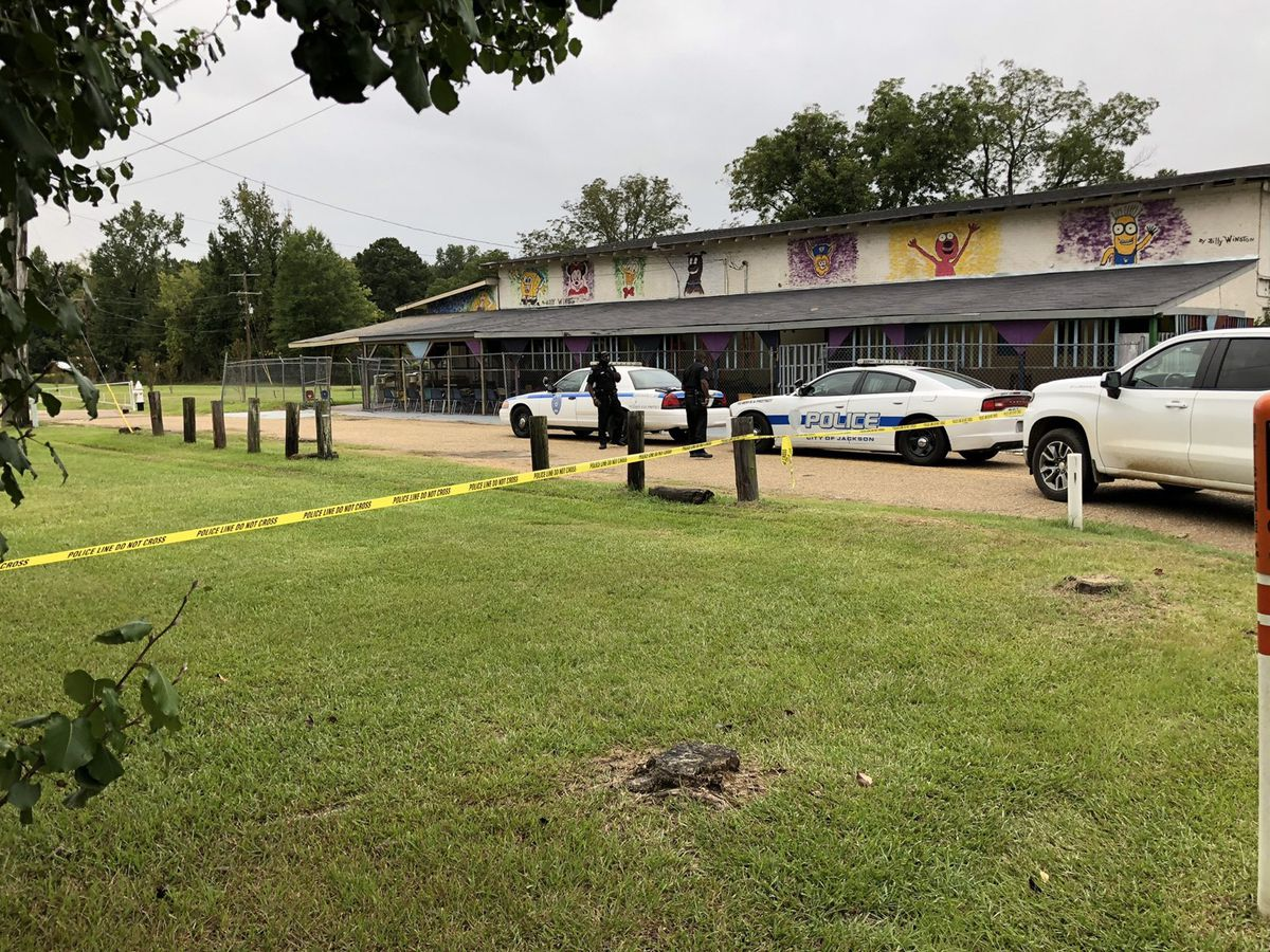 Man's body found in parking lot of Jackson church