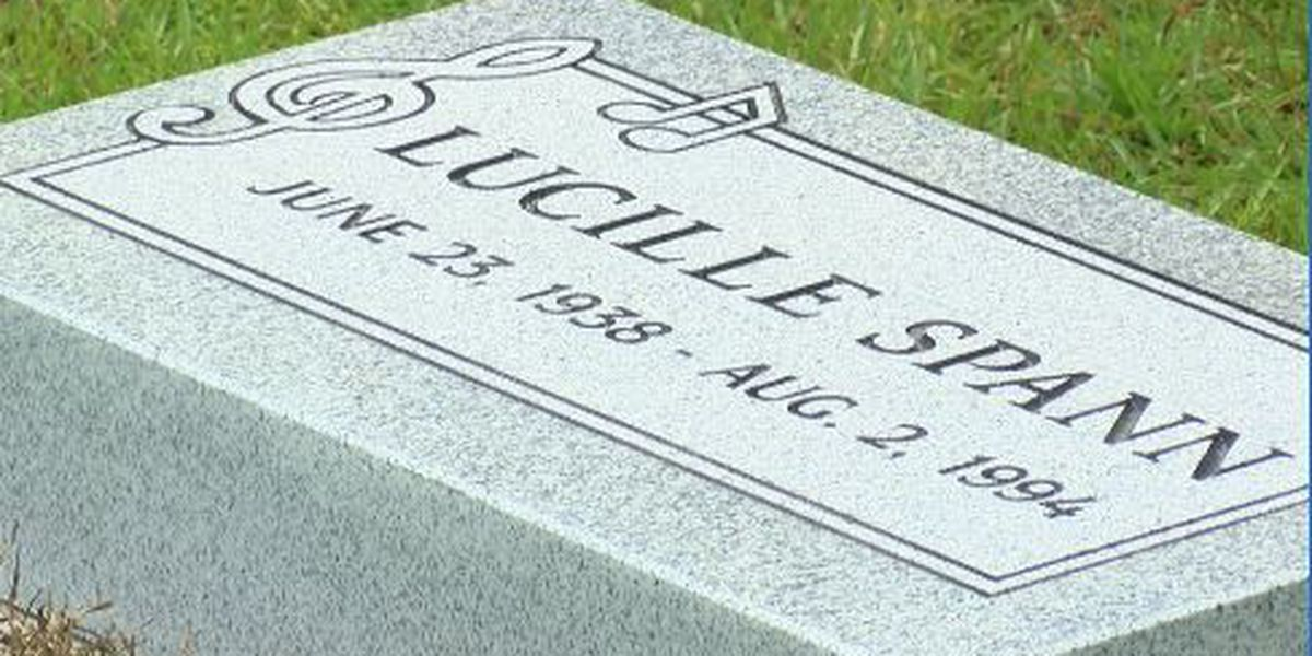Blues artist honored with new headstone