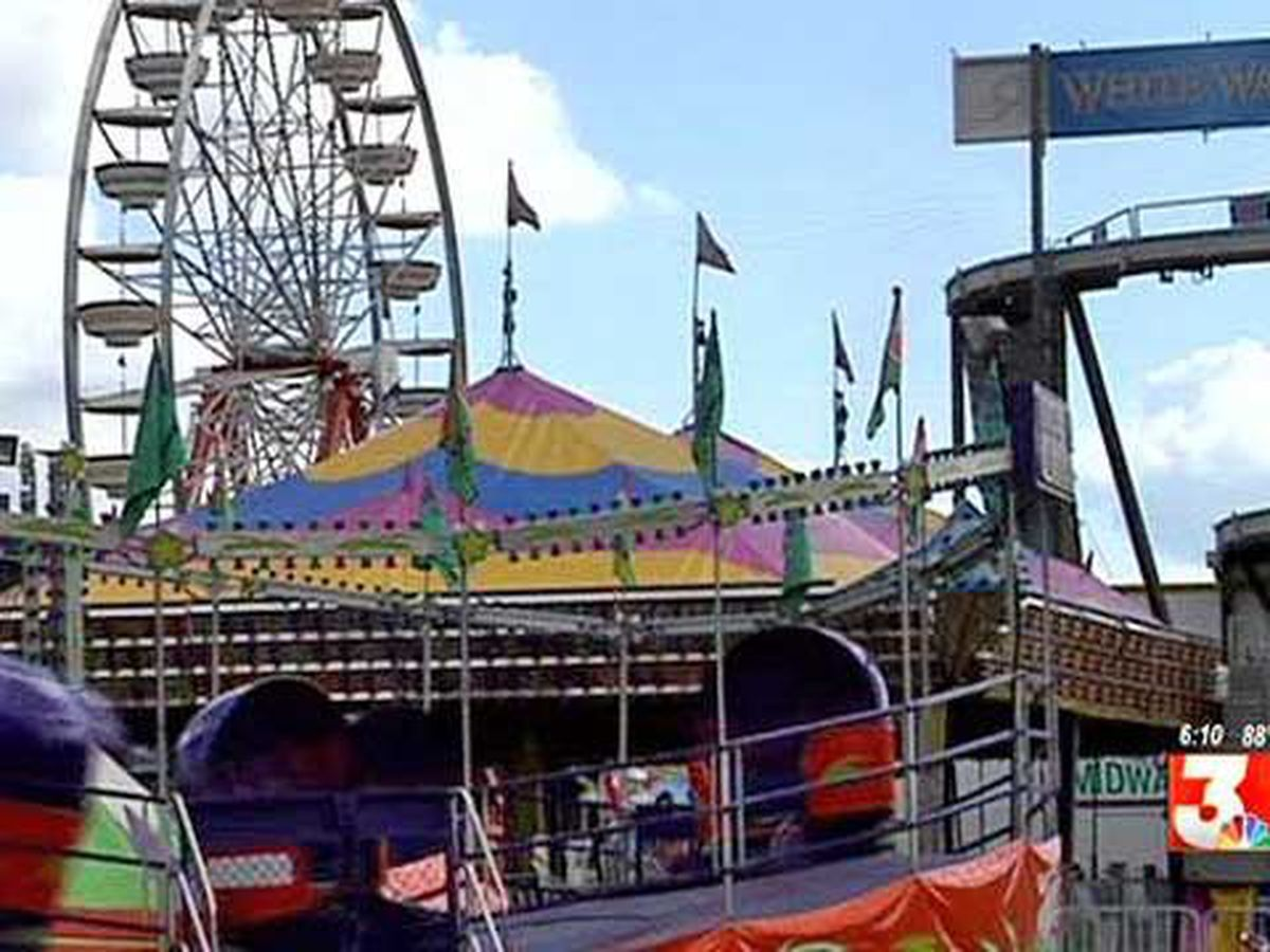 160th Mississippi State Fair preparations underway