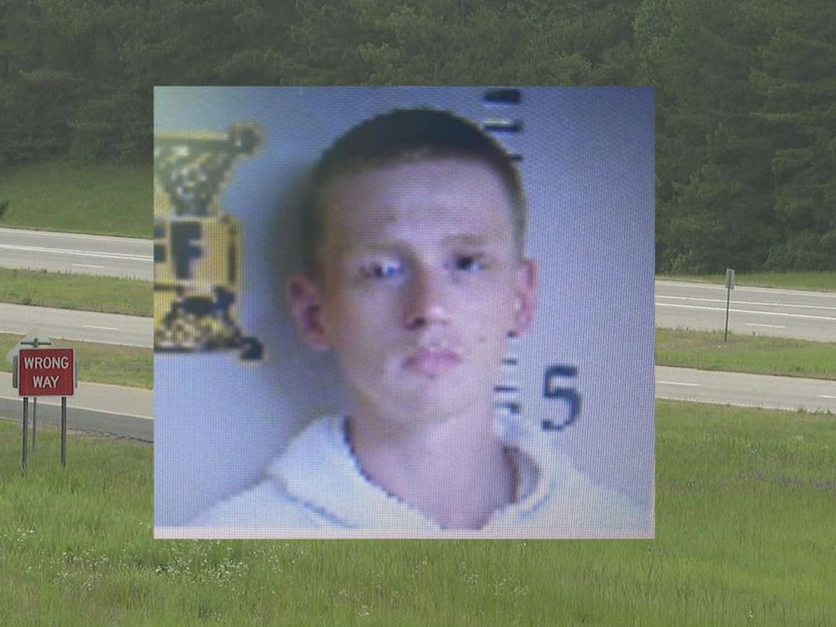 Escapee captured in Lauderdale County after high-speed chase