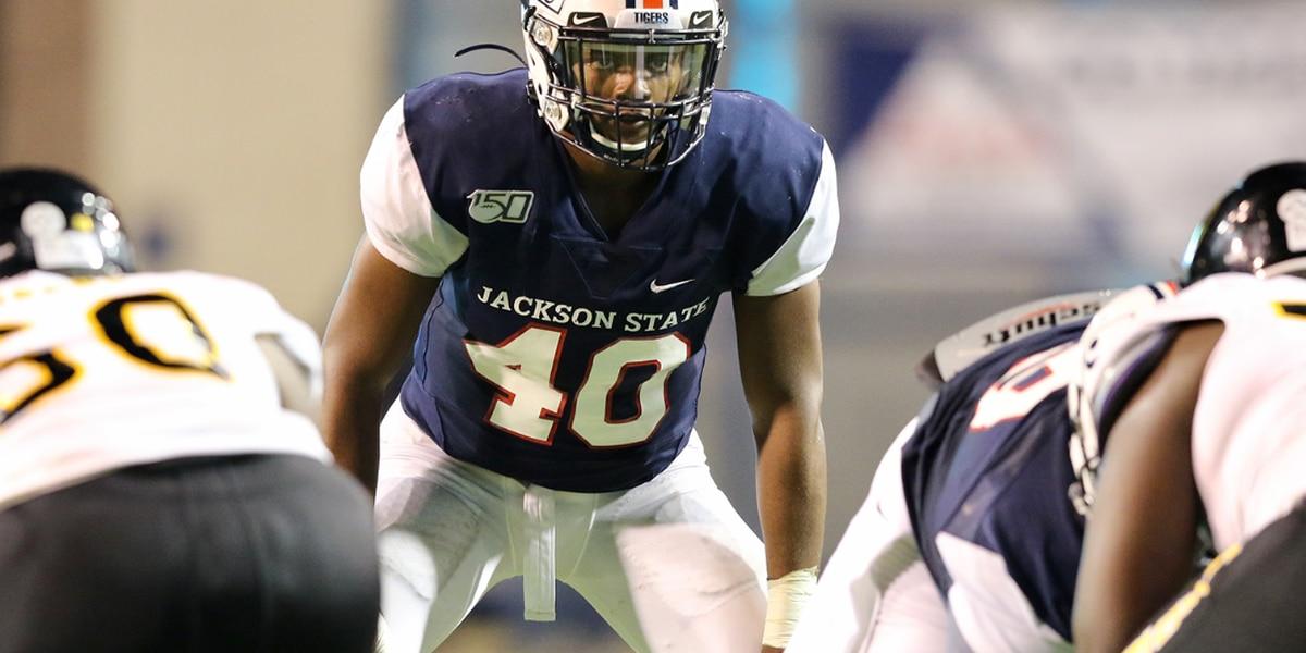 SWAC tabs JSU's Hampton as Preseason Defensive Player of the Year