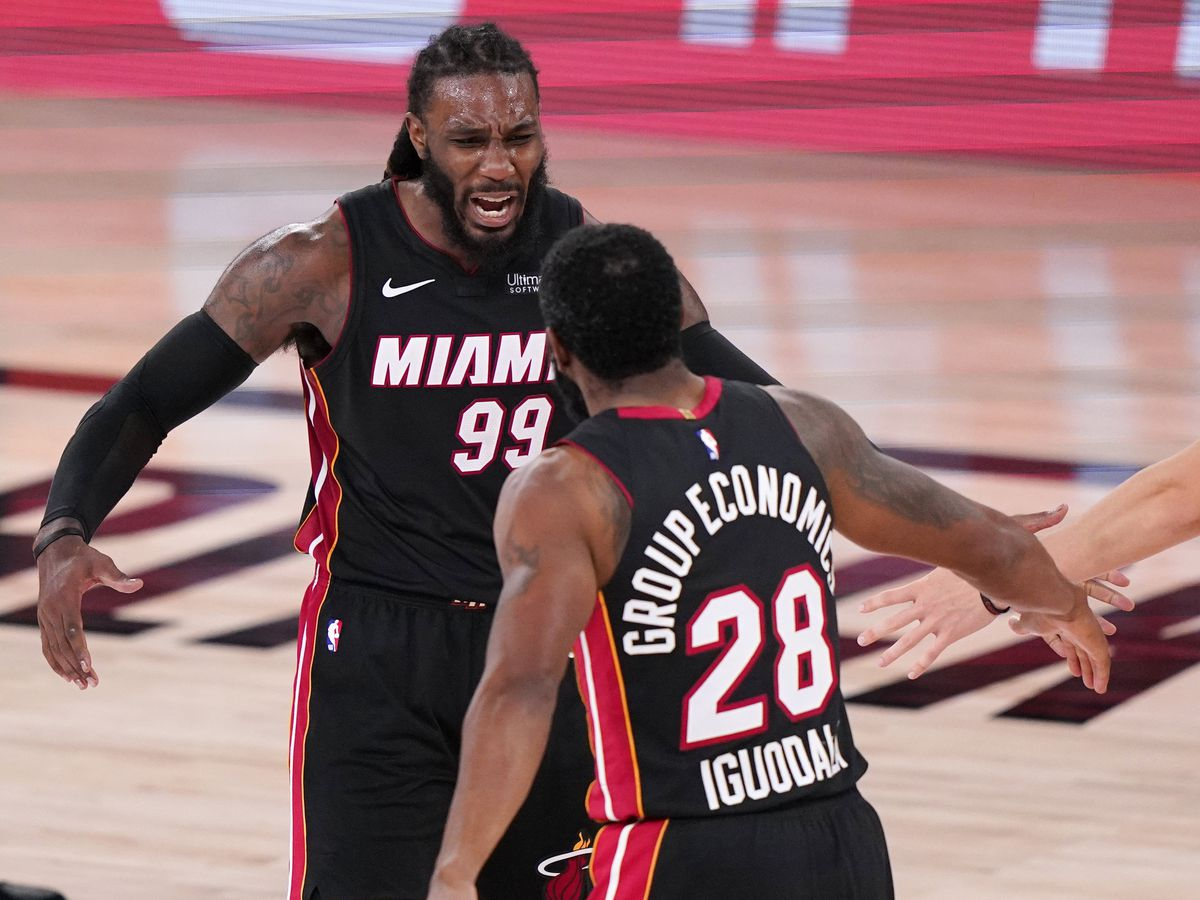 NBA Finals set: LeBron, Lakers will meet Butler, Heat