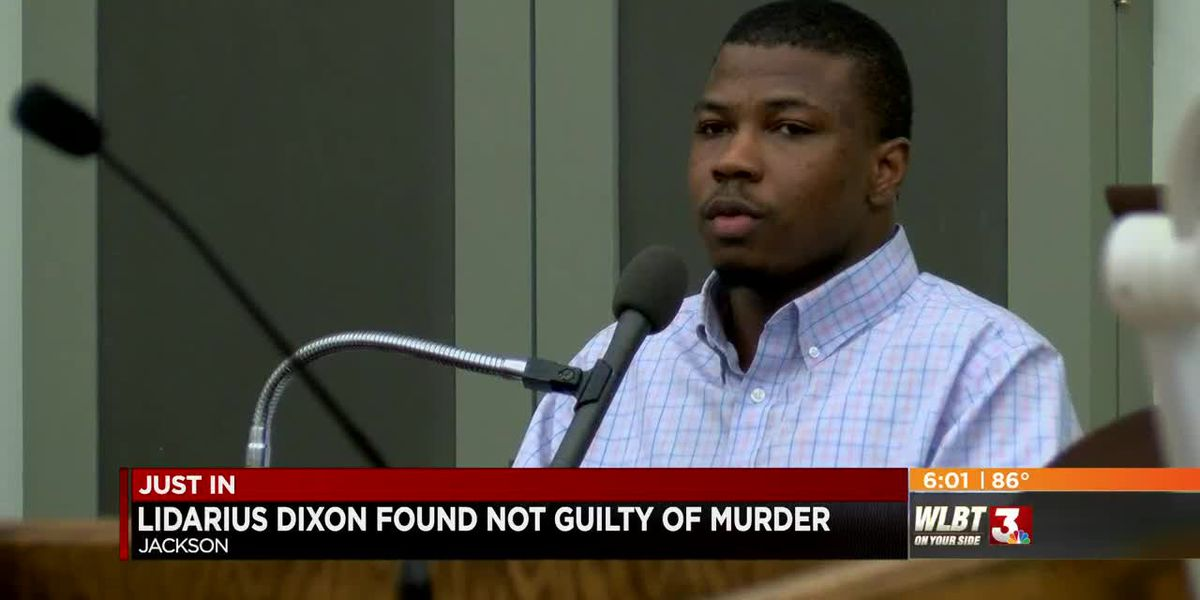 Jury reaches verdict in Lidarius Dixon murder trial