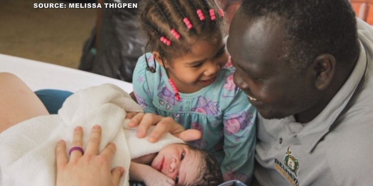COVID-19 pandemic sparks rising interest in home births