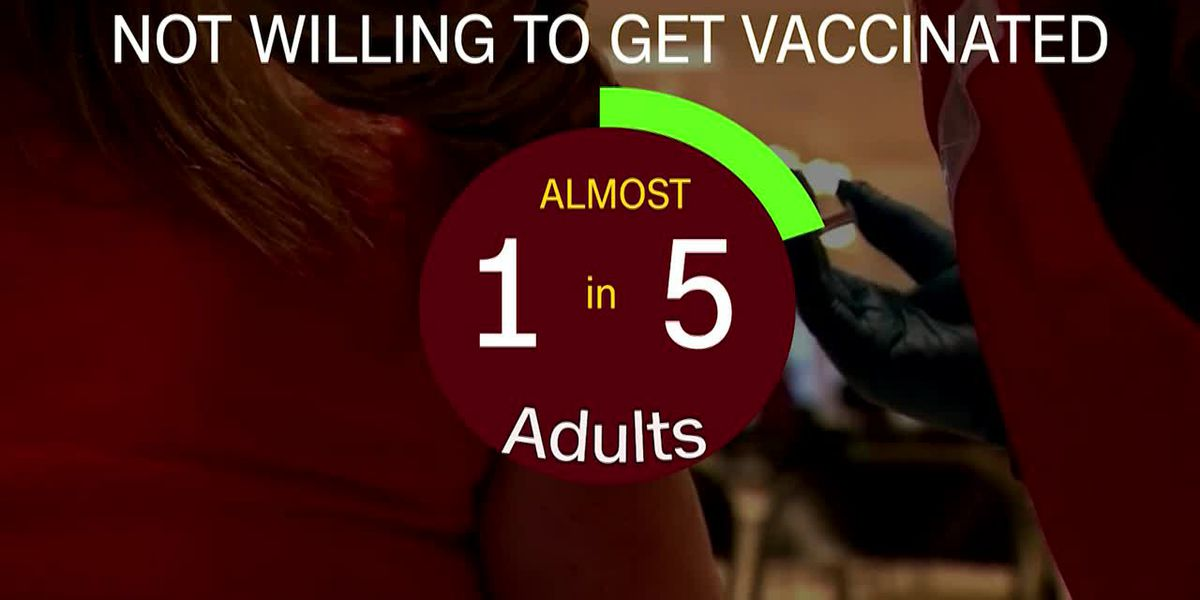 COVID-19 vaccine eligibility opens up but demand drops in several states