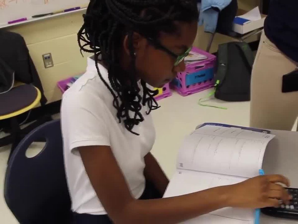Canton Public School District sixth-grader celebrated for 'outstanding' ACT score