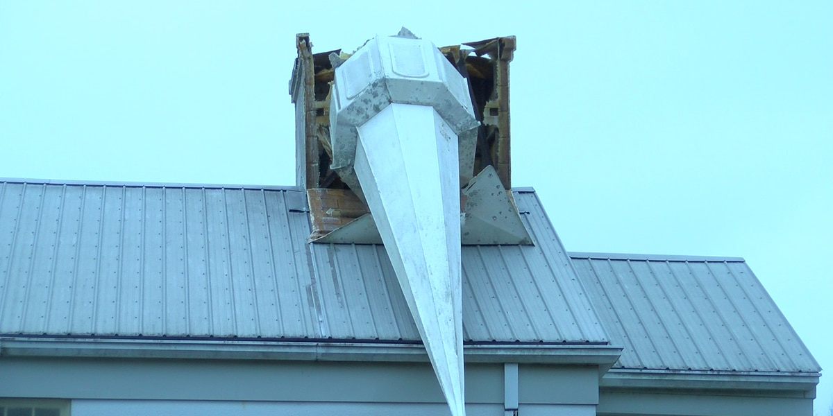200-year-old church among damaged buildings in Lincoln Co.