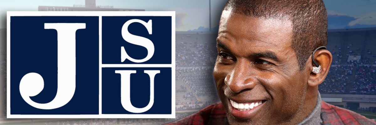 PRIME TIME IN JACKSON: Deion Sanders hired as JSU head coach