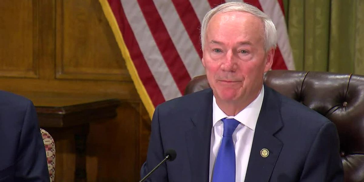 Arkansas governor confirms state's 1st presumptive positive case of coronavirus