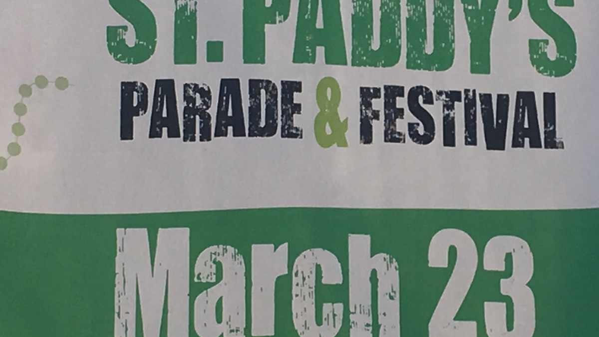 Organizers and city prepare for 36th Annual Hal's St. Paddy's Day Parade