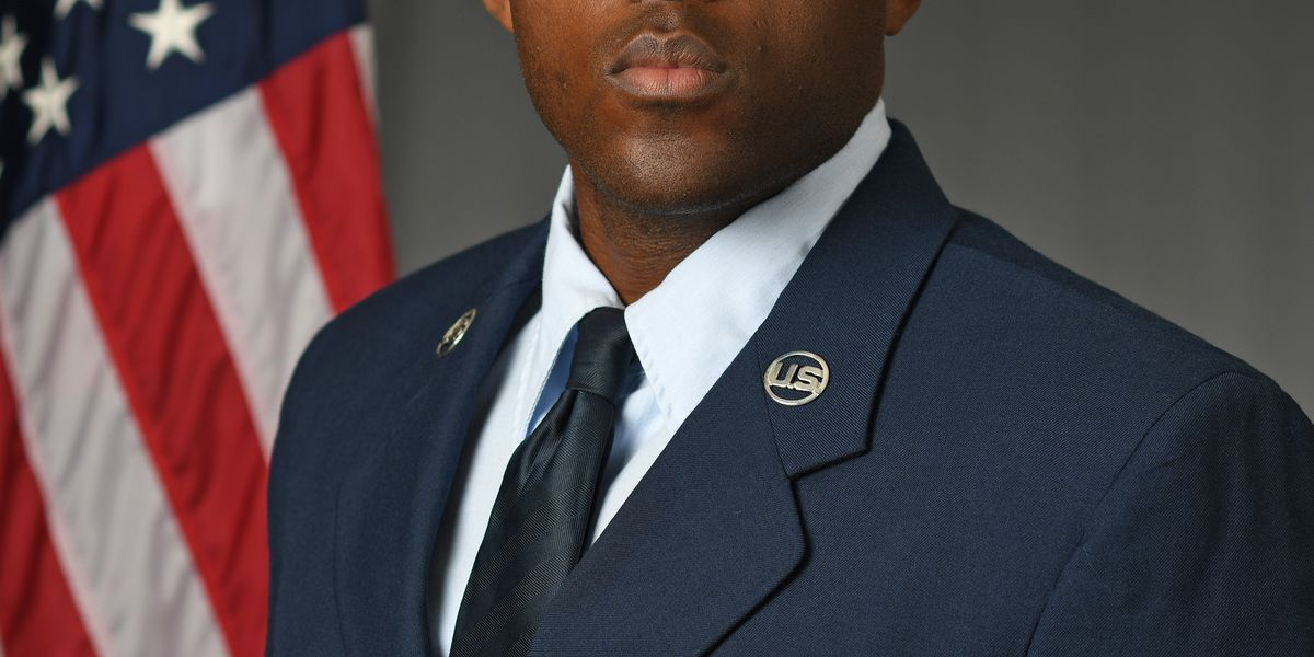 "Air Force airman from Jackson honored as one of the ""12 Best"""