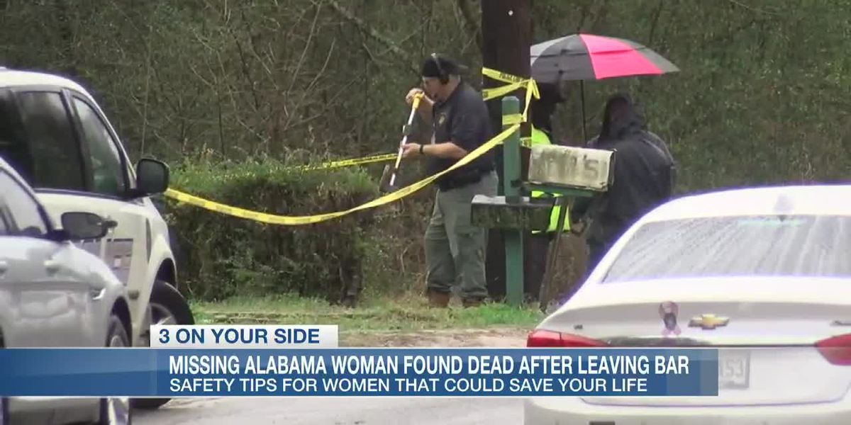 'Safety in numbers'; After death of Alabama woman, officers share safety reminders for women
