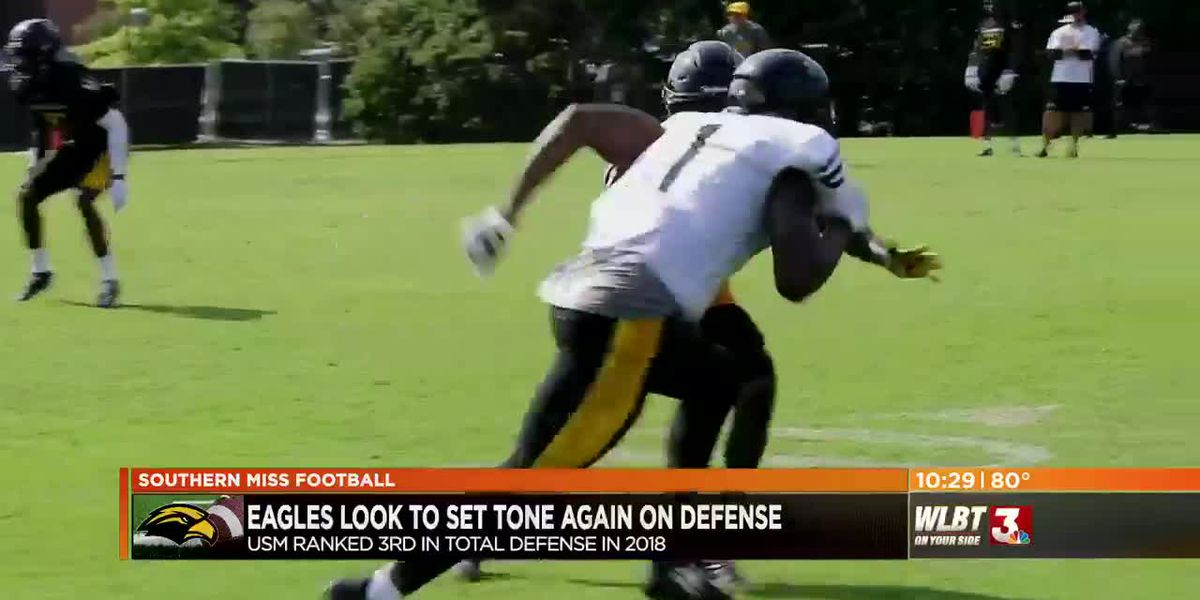 USM defense looking for a repeat act