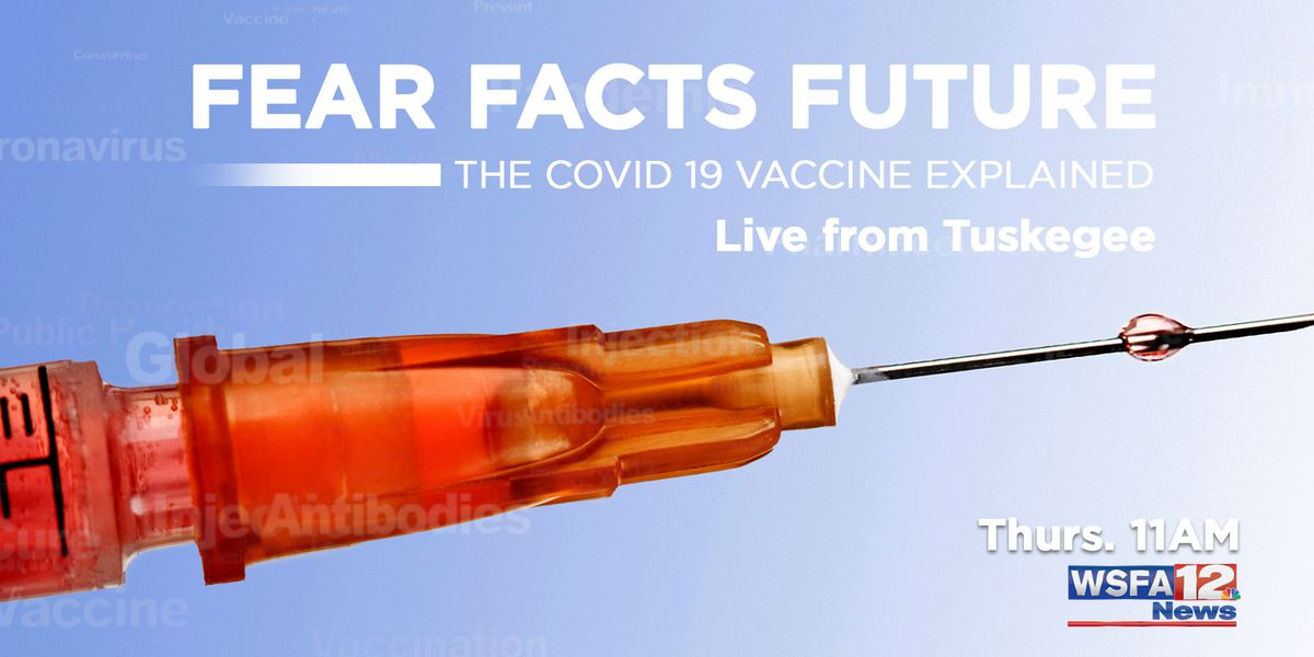 Fear, Facts, Future: The COVID-19 Vaccine Explained Live from Tuskegee