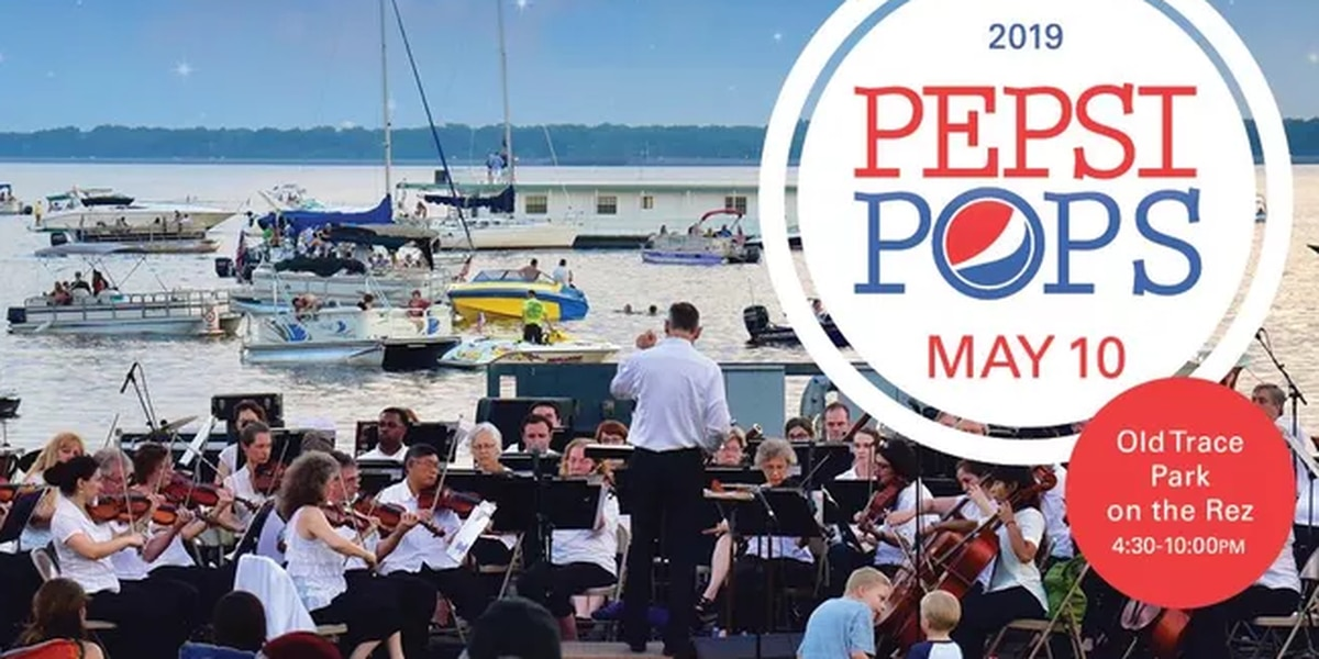 37th annual Pepsi Pops rescheduled for May 24th