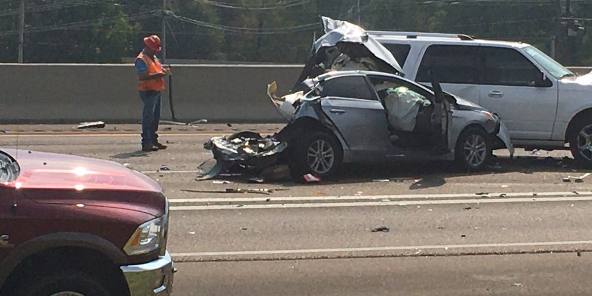 Woman killed in wreck on I-55 in Byram identified