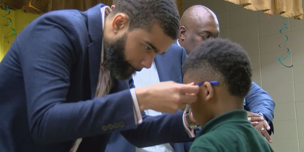 Mississippi Vision Foundations offers free eye exams to students