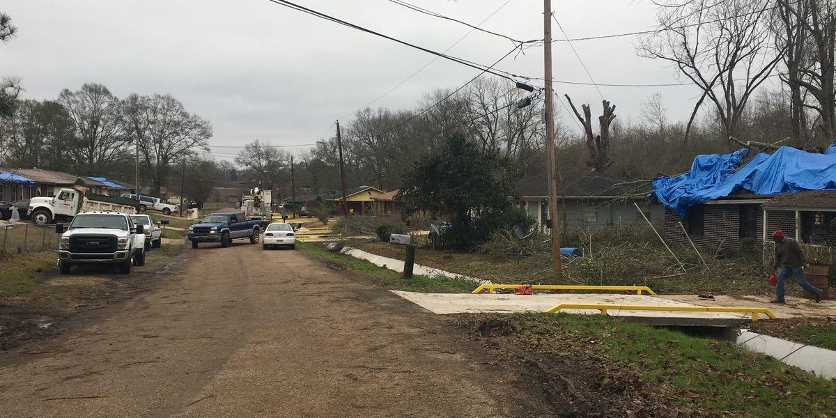 Dozens of homes damaged when twister hits Edwards neighborhood