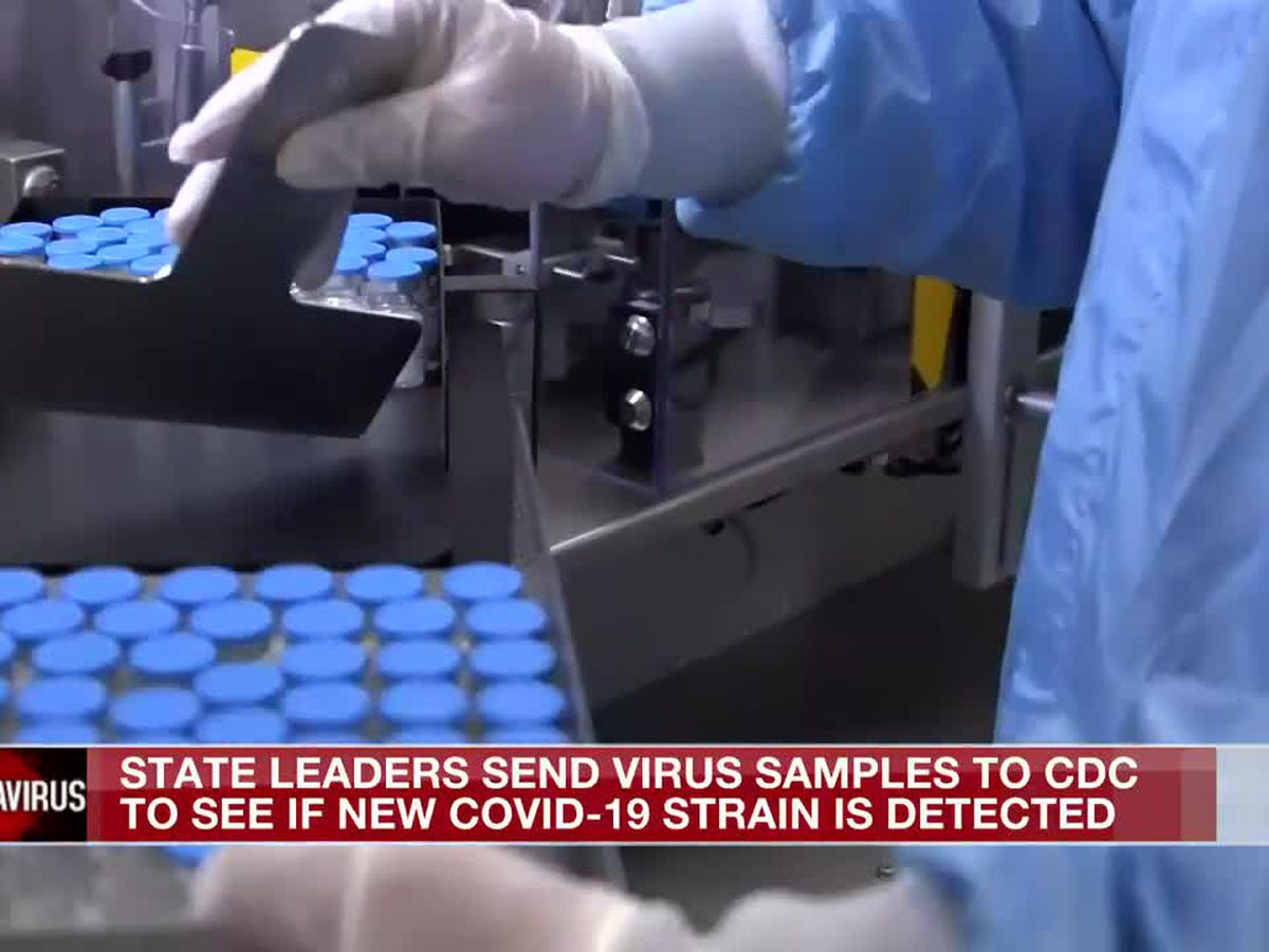 State health leaders send samples to CDC to determine if new strain has made it to Miss.