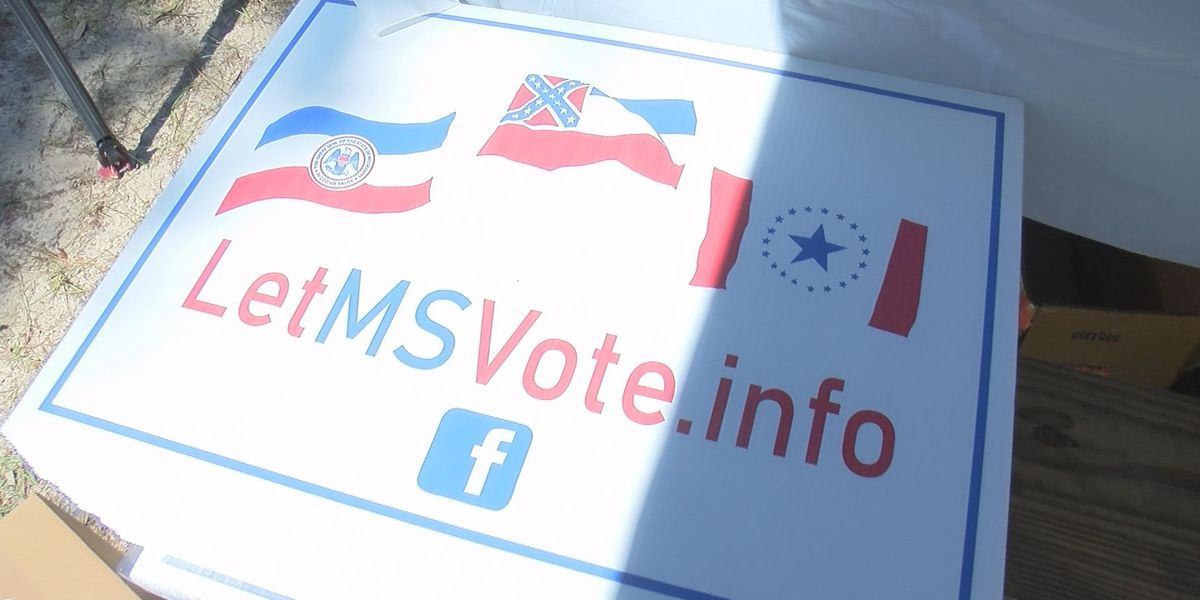 'Let MS Vote' voices concerns over vote for state flag measure