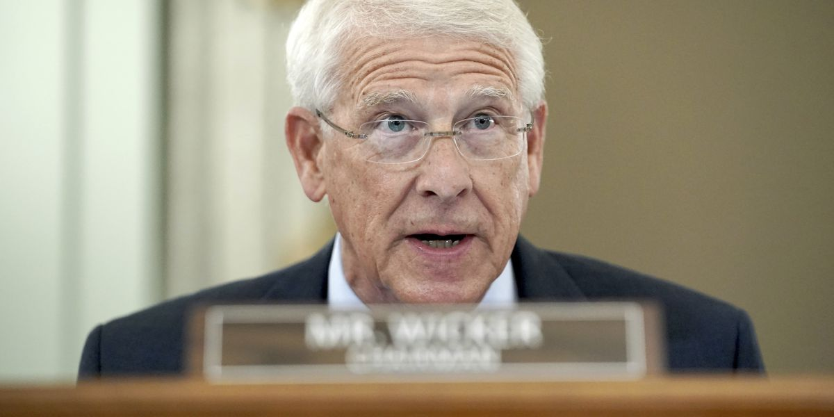 Sen. Wicker accuses Big Tech of suppressing Conservative voices, cites Hunter Biden story
