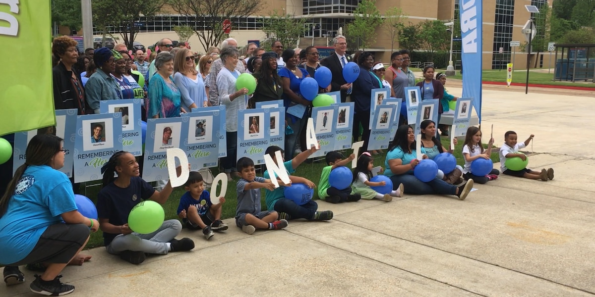 MORA holds Legacy Day for organ donors and recipient families