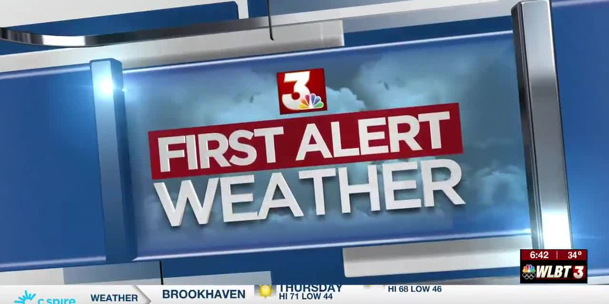 First Alert Forecast: warming sunshine Thursday; few showers Friday