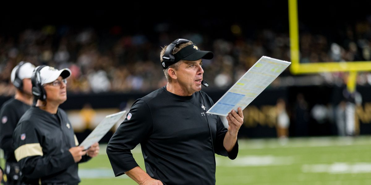 Transcript: Sean Payton Conference Call with New Orleans Media