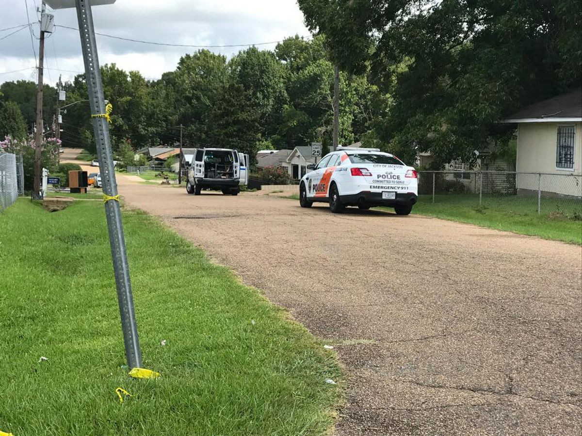 JPD investigating after body found outside home in north Jackson