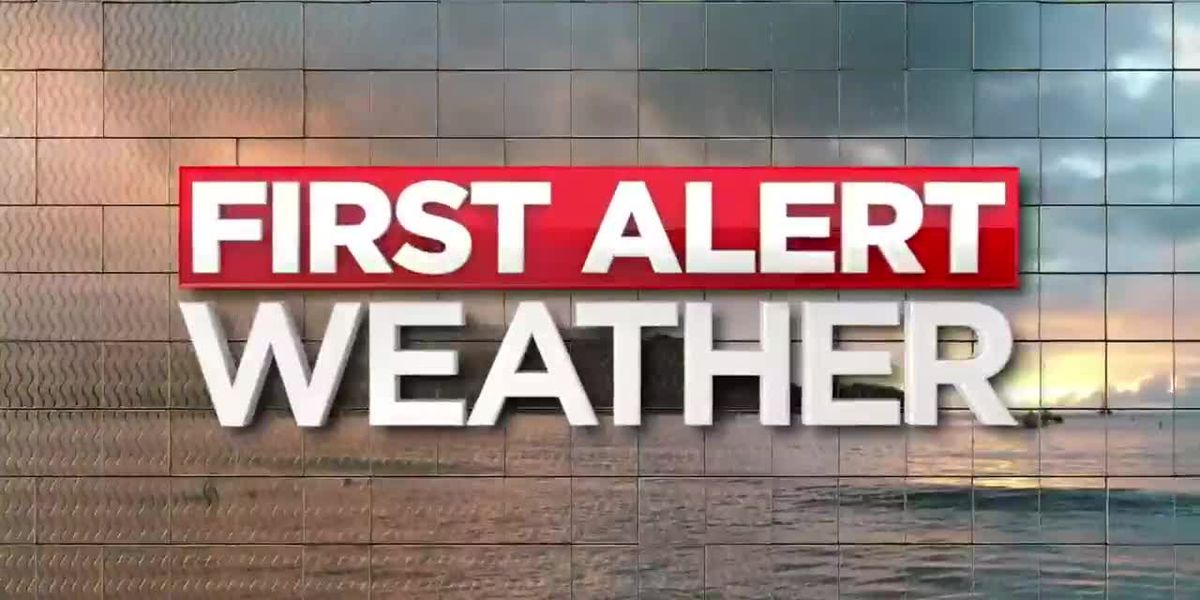 First Alert Forecast: Muggy; Scattered Storms