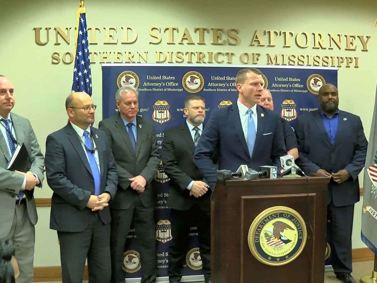 U.S. Attorney chastises Jackson officials, judges over crime in the capital city