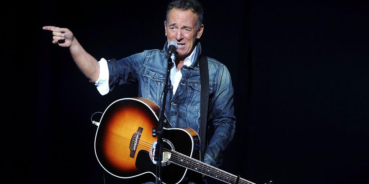 Springsteen, Miranda set for inaugural gala