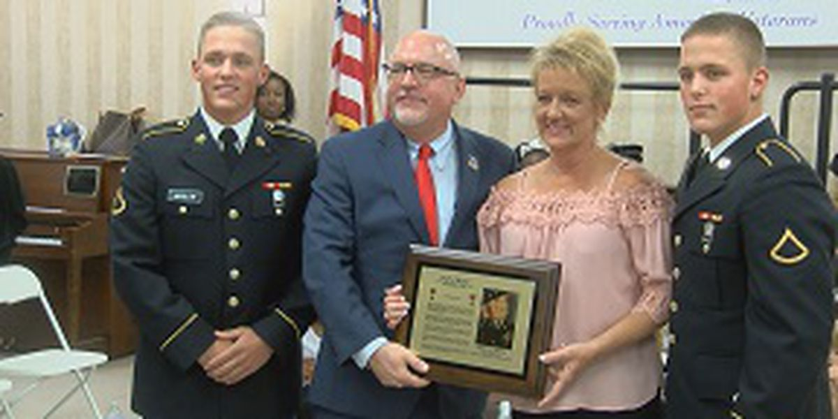 Seven Mississippi Veterans inducted into the Wall of Honor