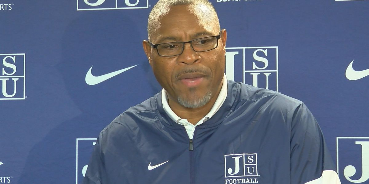 Jackson State in search for 1st home win