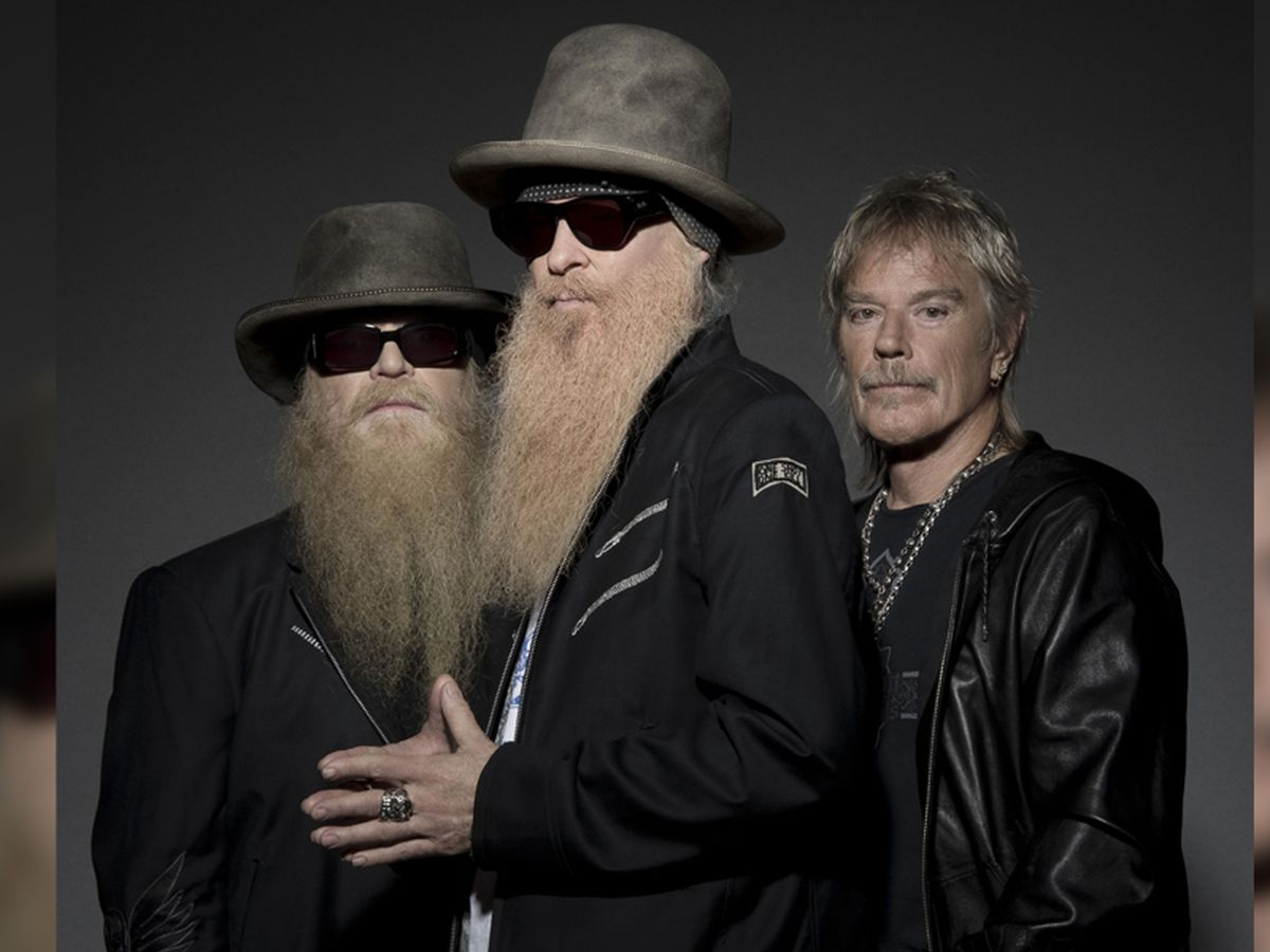 ZZ TOP to play Brandon Amphitheater this summer