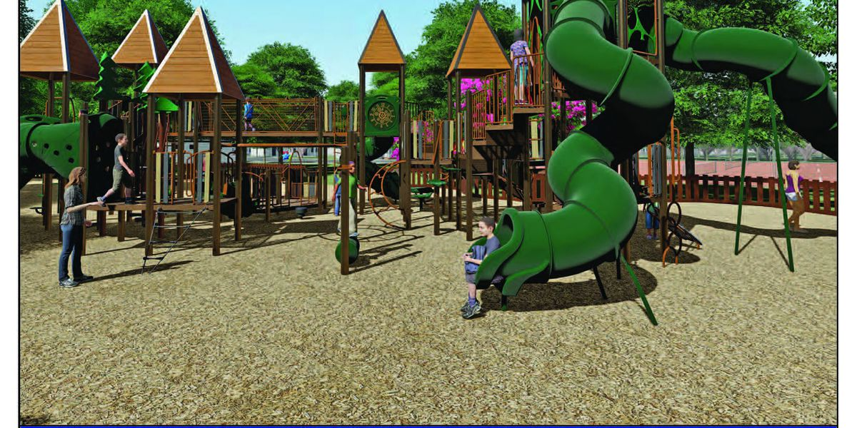 Kid's Towne Park in Clinton closes for renovations