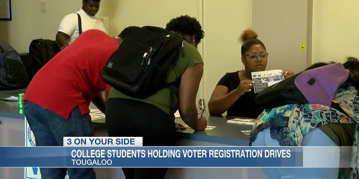 Colleges around metro registering young voters on National Voter Registration Day