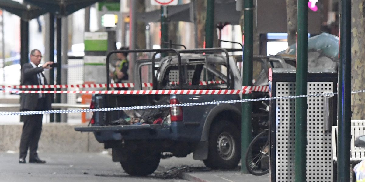 Australia police: Melbourne attacker also planned explosion