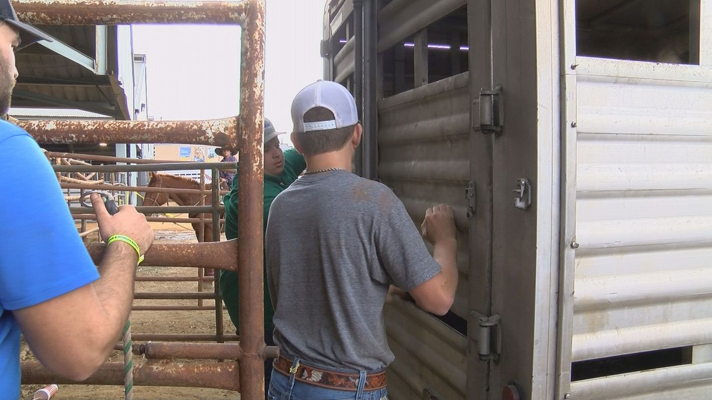 54th Dixie National Rodeo Behind The Scenes