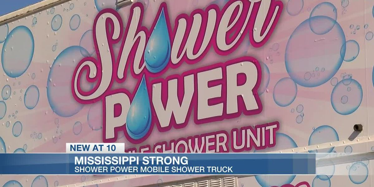 Flowood woman's mobile shower truck for homeless now a reality