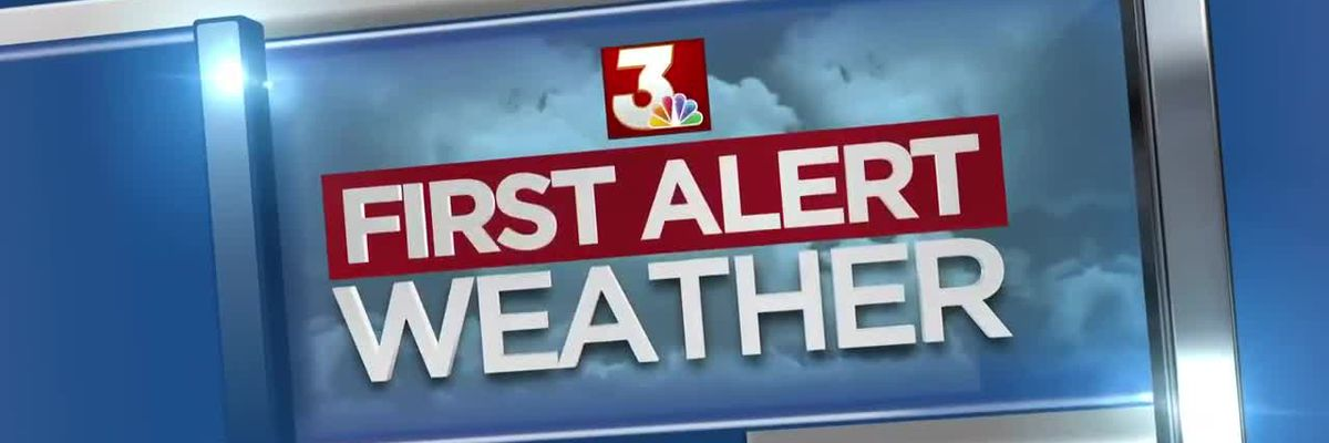 First Alert Forecast: warm, muggy ahead of storm risk Friday