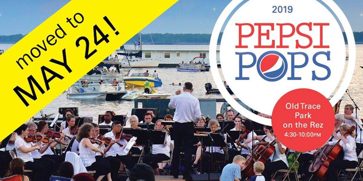 Parks and boat ramps to remain open until midnight for Pepsi Pops