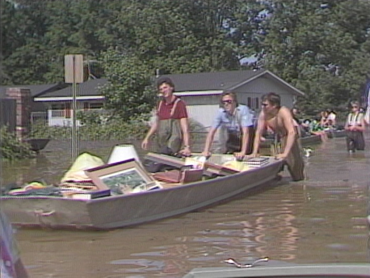 Remembering the Flood of 1983