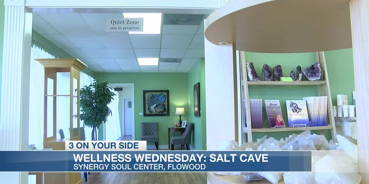 Wellness Wednesday: Salt Cave Therapy
